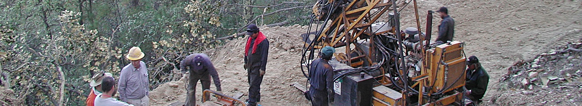 Drilling in Mexico - Pages
